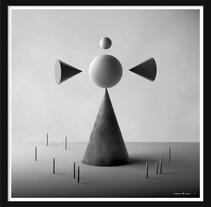 Monoliths. Un proyecto de Instalaciones, 3D y Diseño gráfico de Tata&Friends  - 06-10-2014