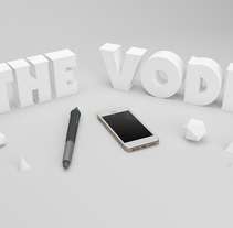 Fondos para thevode.com. A 3D, and Product Design project by Pablo Mateo Lobo - 08-10-2014