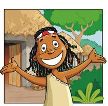 Oromo - Ilustraciones para libro. A Illustration project by Walter Bou         - 12.10.2014