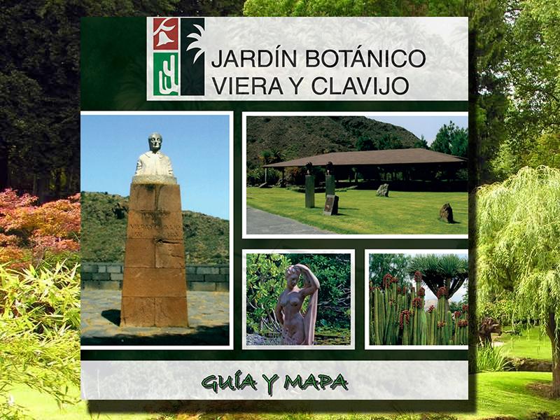 Folleto del jard n bot nico canario viera y clavijo 25 for Jardin botanico viera y clavijo
