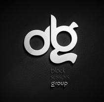Nuevo #branding para compañía #BlackScissorsGroup.. Un proyecto de Br e ing e Identidad de CREATIAS | diseño y comunicación         - 14.10.2014