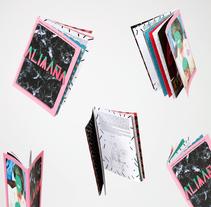ALIMAÑA FANZINE!. Un proyecto de Dirección de arte, Diseño editorial, Diseño gráfico y Escritura de Holy Hole Studio         - 14.10.2014