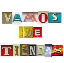 vamos de tiendas. Un proyecto de Fotografía, Educación y Tipografía de Sonia de Viana - 13-01-2014