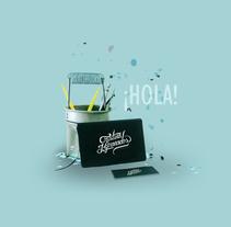 IDENTITY:2014. Un proyecto de Br, ing e Identidad, Diseño gráfico y Tipografía de Cristina J. Granados - 15-10-2014