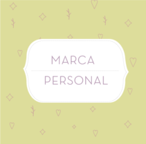 personal brand. A Illustration, Br, ing, Identit, and Graphic Design project by Sol Anna         - 15.10.2014