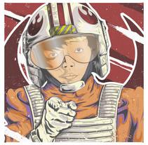 I Want You For The Rebel Army. Um projeto de Design, Ilustração, Publicidade, Br, ing e Identidade, Design editorial, Design gráfico e Tipografia de Sergio Kian         - 19.10.2014