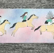 Cuento. Um projeto de Ilustração de Maite Caballero Arrieta         - 21.10.2014