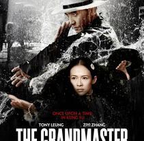 The Grandmaster . Um projeto de 3D e Animação de Adrián  Castro Viejo - 22-10-2014
