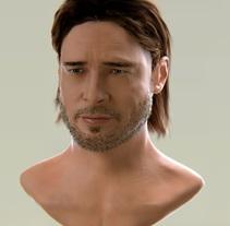 portfolio renders. A 3D project by Valentin  Martinez Garcia         - 05.11.2014