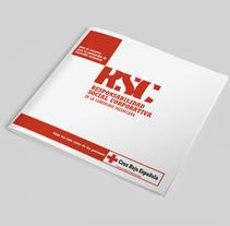 Cruz Roja. Un proyecto de Diseño editorial y Diseño gráfico de Mang Sánchez Lázaro - Domingo, 16 de noviembre de 2014 00:00:00 +0100