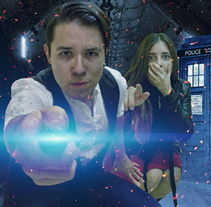 Doctor Who. A Photograph, and Post-Production project by Álvaro Secilla - 17-11-2014