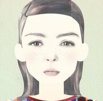 Poupée. A Illustration, and Fine Art project by Laura Pernás Yáñez         - 23.11.2014