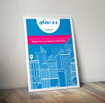 Adejetec 2014. Un proyecto de Diseño, Br, ing e Identidad y Diseño gráfico de Beatriz Vega Álvarez         - 11.03.2014
