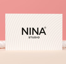Nina Studio. A Br, ing&Identit project by Lluc  Llobell - 12.01.2014