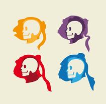 Actores detrás de la mascara Vol.2 . Un proyecto de Diseño, Ilustración, Cine, vídeo y televisión de El niño Vudu         - 01.12.2014