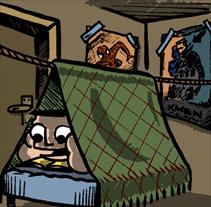 """""""CARTA DE MOTIVACIÓN"""" Máster de Novela Gráfica. A Illustration, and Comic project by Toni Ventura - 16-12-2014"""