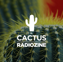 Propuesta logo El Cactus. A Art Direction, Br, ing, Identit, and Graphic Design project by Jorge Garcia Redondo         - 17.12.2014
