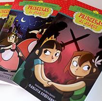 Princesas al Ataque. Un proyecto de Comic, Educación e Ilustración de Núria  Aparicio Marcos - Lunes, 22 de diciembre de 2014 00:00:00 +0100