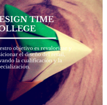 Design Time College. A Design, Installations, Architecture, Design Management, Education, Furniture Design, Industrial Design, Interior Architecture, Interior Design, L, scape Architecture, Lighting Design, Product Design, and Set Design project by FERNANDO SUBIRATS  - 24-12-2014