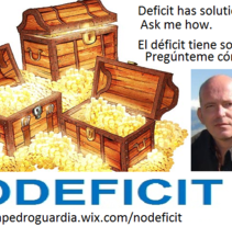 NODEFICIT. A Creative Consulting project by juanpedroguardia - 24-12-2014