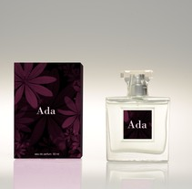 Perfume Ada. A Fine Art, and Graphic Design project by Elsa  Lis Fernández - 01-01-2015