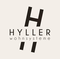 Logotipo Barcelona Hyller. Un proyecto de Diseño gráfico de Pablo Rguez         - 04.01.2015