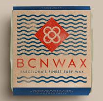 BCN WAX. Un proyecto de Dirección de arte, Br, ing e Identidad, Consultoría creativa y Diseño de producto de Conspiracystudio  - Miércoles, 07 de enero de 2015 00:00:00 +0100