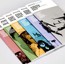 Donostia Kultura. Un proyecto de Diseño, Diseño editorial y Diseño gráfico de TGA +  - 20-11-2014