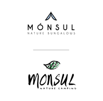 LOGOTYPES MONSUL. A Design, Br, ing, Identit, and Graphic Design project by Carlos Matilla         - 27.01.2015