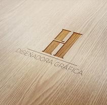 Anagrama Personal. Um projeto de Design de Lucía Hernández - 01-02-2015