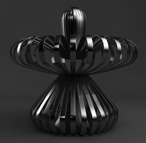 Chastity type. A 3D, T, and pograph project by Txaber Mentxaka Arostegui - 02.04.2015