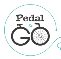 Pedal & GO. A Br, ing, Identit, and Web Design project by Mimbre Studio  - 04-02-2015