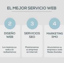 SEO - Poscionamiento Natural - RYMDESIGN - Posicionamiento Web. A Creative Consulting, Graphic Design, Marketing, Multimedia, Web Design, and Web Development project by Ricardo Miralles         - 08.02.2015