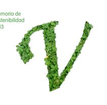 Informe de Sostenibilidad de Vincci Hoteles. Un proyecto de Diseño, Diseño editorial y Diseño gráfico de César Martín Ibáñez  - 11-02-2015