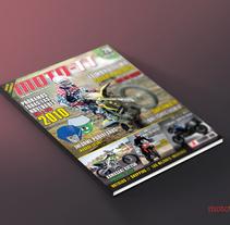 Moto TT. Um projeto de Design editorial de Domingo Melero Pérez         - 14.02.2015