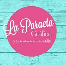 La Paraeta Gráfica la tienda online de Recuerdos de Lola.Nuevo proyecto. A Writing, Cop, and writing project by Dámaris Muñoz Piqueras         - 17.02.2015