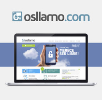 Multiplataforma servicios telefonía móvil. A Web Design, and Web Development project by Smsdata          - 18.02.2015