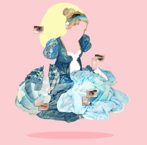 Once upon a time. A Collage, Art Direction, Photograph&Illustration project by Alejandro Prieto - 02.20.2015