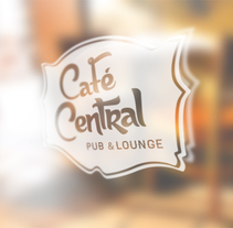 Café Central. A Advertising, Br, ing, Identit, Graphic Design, and Marketing project by Ernesto Azkue Pérez - 20-02-2015