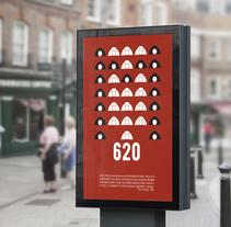 M620. Um projeto de Design, Design gráfico e Cinema de Elena García         - 29.03.2012