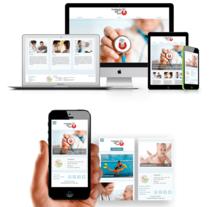 "Rediseño Web Responsive de la ""Fundación Instituto San Jose"". Um projeto de Web design de Daniela Llorens         - 14.06.2014"