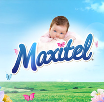 Maxitel. A Animation, Post-Production, and Video project by Jorge Vega Herrero - 15-06-2014