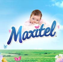 Maxitel. Un proyecto de Animación, Post-producción y Vídeo de Jorge Vega Herrero - Lunes, 16 de junio de 2014 00:00:00 +0200