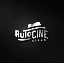 Autocine Gijón. A Film, Video, TV, Br, ing, Identit, and Web Development project by Eric Veiga Gullon - 27-02-2015