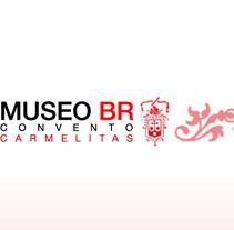 Museo Convento Carmelitas Bracamonte. Um projeto de Br e ing e Identidade de Alex G. Santana         - 01.03.2015