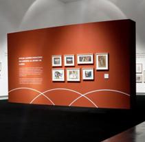 De l'esbós al mur. A Installations project by SOPA Graphics   - 04-03-2015