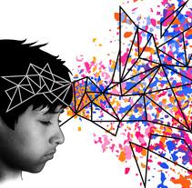 Rostros. Um projeto de Design, Ilustração e Pintura de Paula Harumi Honda         - 10.03.2015