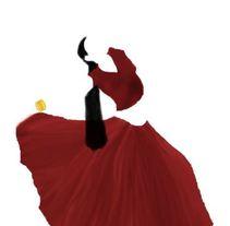 Dance, proyecto de logo para una academia de baile de Bollywood. Un proyecto de Diseño, Ilustración, Br e ing e Identidad de Ana Galván Alonso         - 07.03.2015