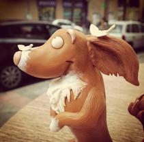 Dama. Um projeto de Design de personagens, Artes plásticas e Escultura de Cristina DM Marín - 07-03-2015