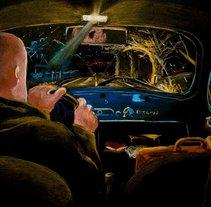"""Concep Art para el corto """"Prodigioso"""". Um projeto de Ilustração e Artes plásticas de Cristina DM Marín - 07-03-2015"""